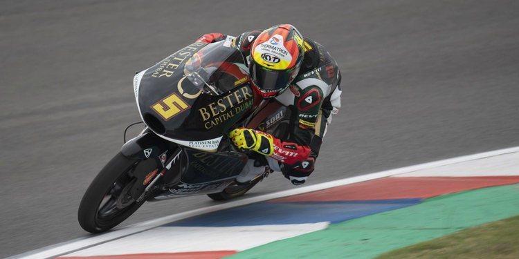 """Jaume Masià: """"Me he encontrado muy bien con la moto y con la pista"""""""