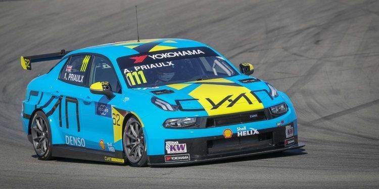 Así es el Lynk & Co 03 TCR de Cyan Racing