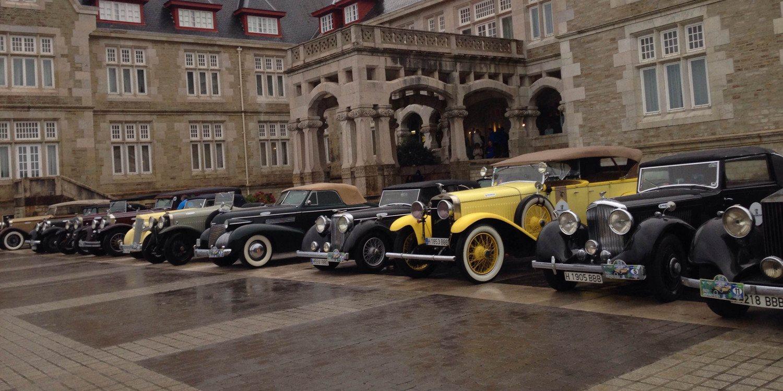 Historia de la marca española Hispano Suiza, primera parte