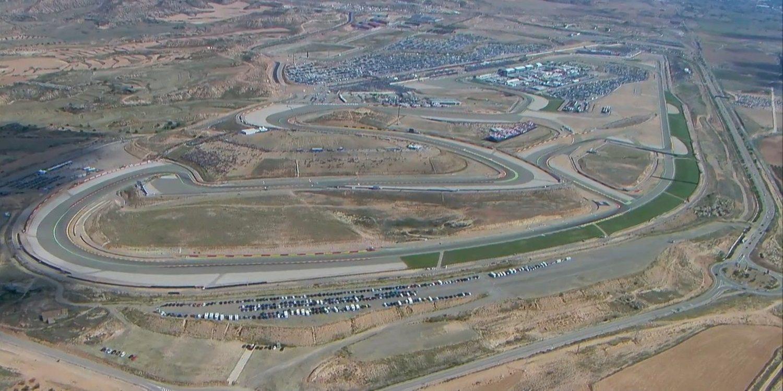 Horarios del Motocard Aragon Round