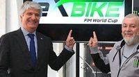 La Copa del Mundo E-XBIKE aterrizará en el circuito de Ímola