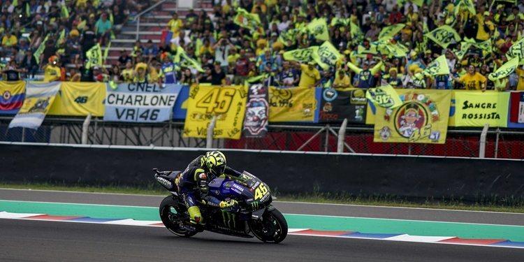 """Valentino Rossi: """"Es un resultado importante tras un periodo difícil"""""""