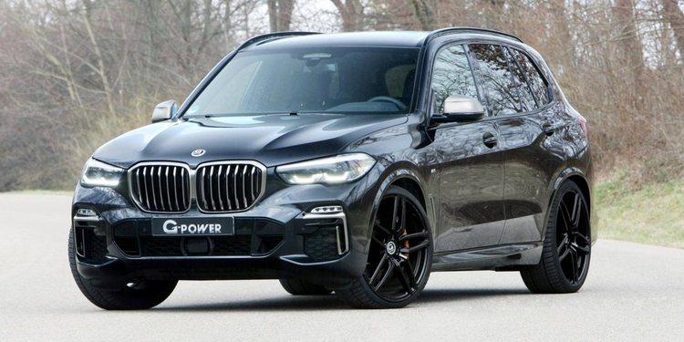 G-Power otorga extra de potencia al BMW X5 M50d