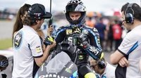 "Nicolò Bulega: ""El dolor era insoportable"""