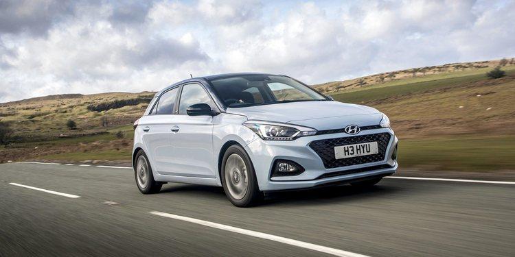 Nueva edición especial PLAY para el Hyundai i10 y el i20