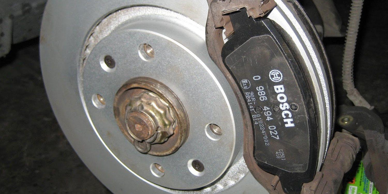 Cuándo y cómo sustituir los discos de freno