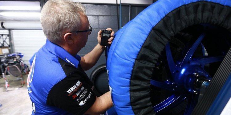 WorldSBK: los neumáticos, un punto más de control