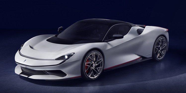 Pininfarina Battista, el eléctrico más veloz