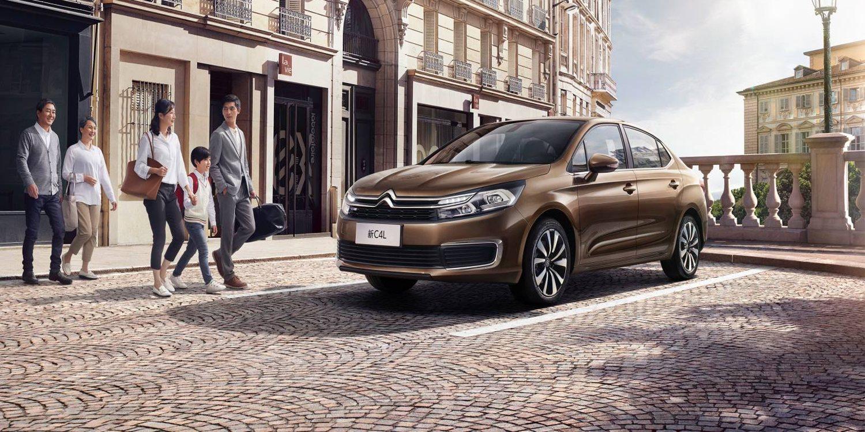 Citroën actualiza el C4 L para China