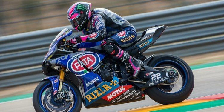 """Alex Lowes: """"Mi ritmo ha sido bastante fuerte y me he sentido bien en la moto"""""""