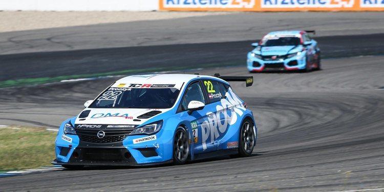 Kelly Racing lleva a Australia dos Opel y dos Subaru