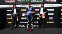Thomas Gradinger logra su primera pole en Aragón