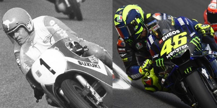 Valentino Rossi, listo para igualar el récord de Findlay