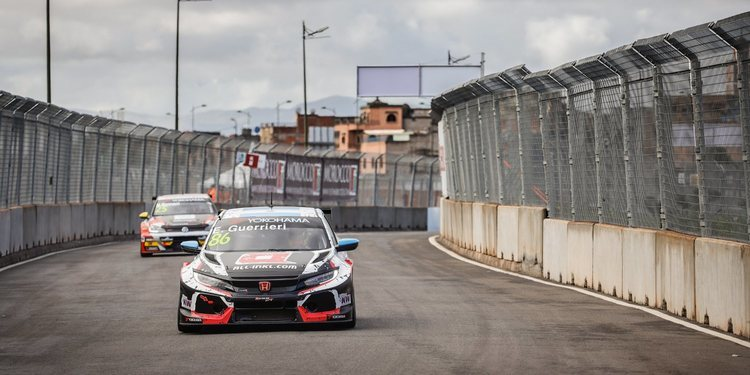 Münnich Motorsport suma un doble podio para empezar la WTCR 2019