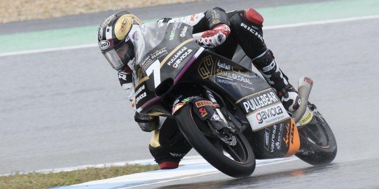Moto3: Baltus gana en la carrera de supervivencia en Estoril