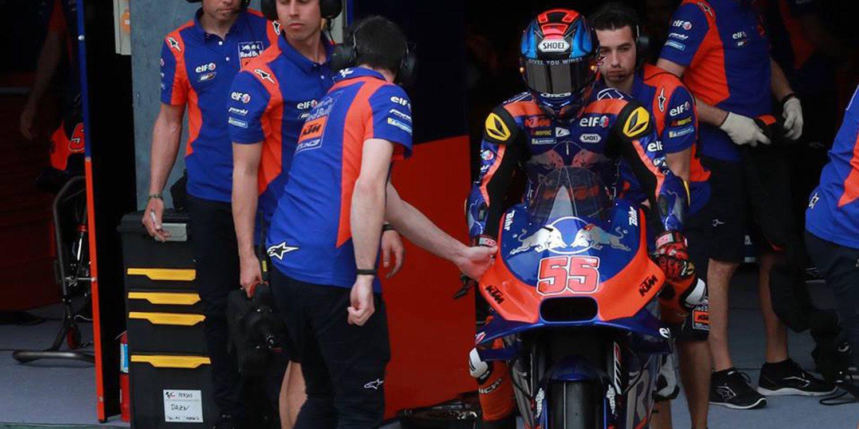 """Hafizh Syahrin: """"Trataremos de mejorar las sensaciones con la moto"""""""