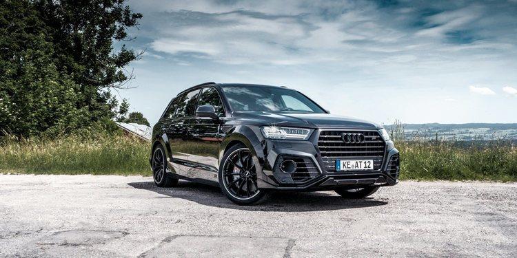 ABT aplica nueva afinación al Audi Q7 50 TDI