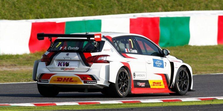 El campeón de 2017 vuelve a las TCR Europa