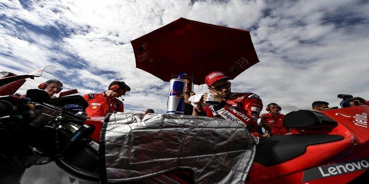 Andrea Dovizioso, a un podio de igualar a Mick Doohan