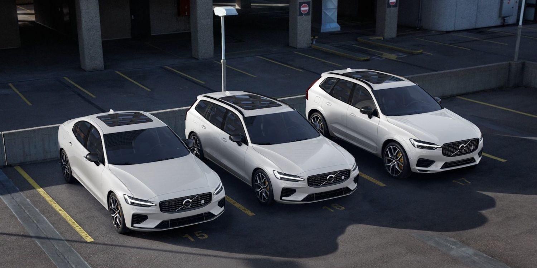 Polestar presenta sus mejoras para los Volvo V60 y XC60 T8