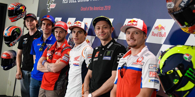 Rueda de prensa del Gran Premio de las Américas 2019