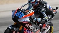 Marcel Schrotter saca el martillo en Moto2