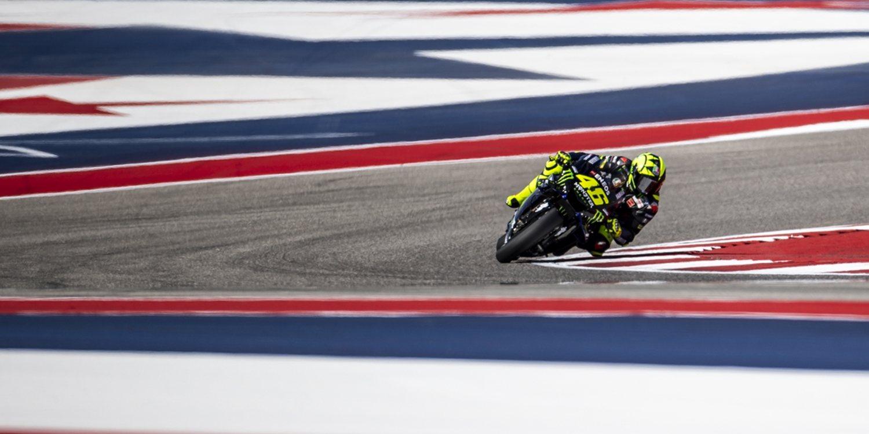 """Valentino Rossi: """"Le he pedido a Yamaha el deflector trasero"""""""