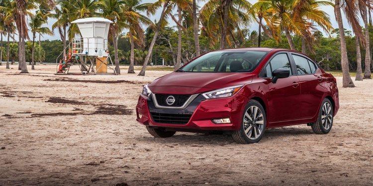 Nissan presenta el nuevo Versa 2020