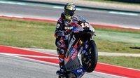 Thomas Luthi vence en Moto 2, Jorge Navarro sube al podio