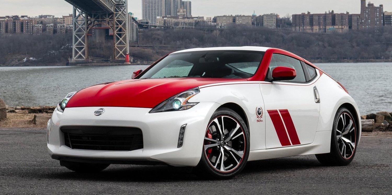Nissan presenta el 370Z para el Salón del Automóvil de Nueva York
