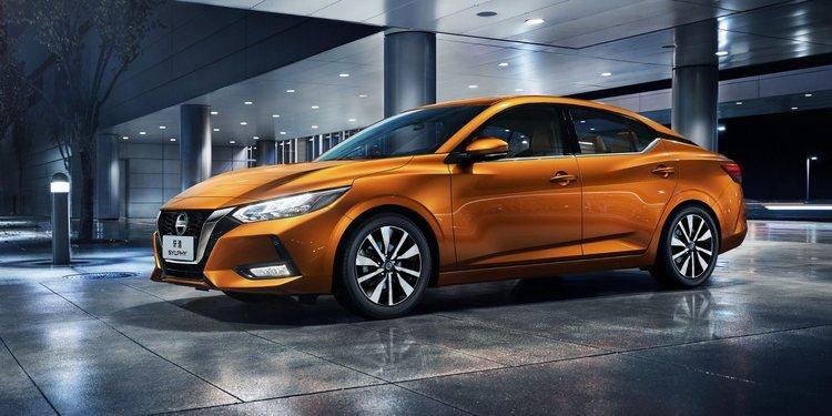 Presentado el nuevo Nissan Sylphy en China