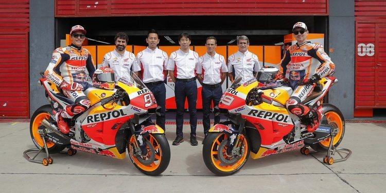 El Repsol Honda Team iguala su peor inicio de 2005