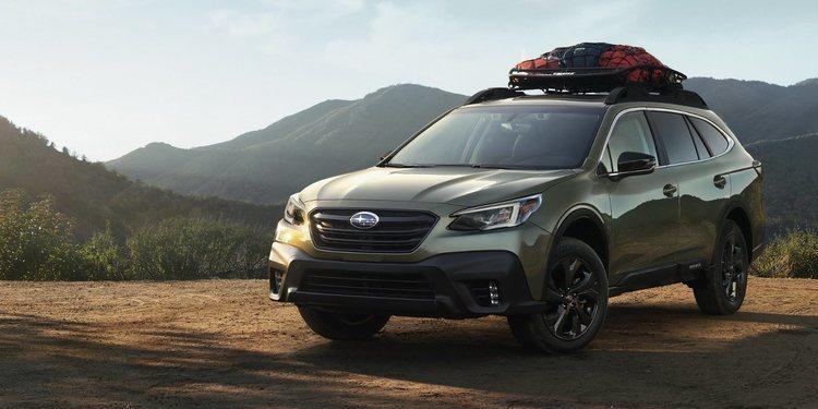 Subaru presenta el Outback 2020