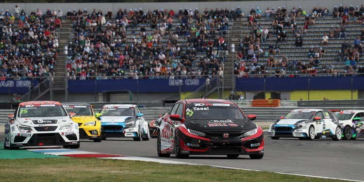 31 pilotos ocupan la lista de entrada para las TCR Europa 2019