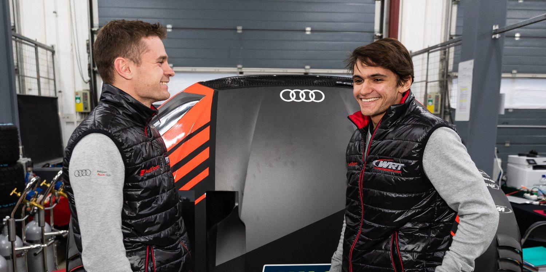 Pietro Fittipaldi se convierte en piloto oficial del DTM para 2019 con WRT Racing