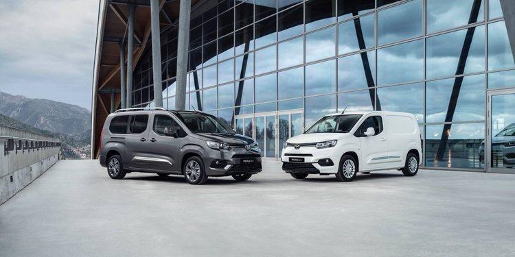 Llega la Toyota Proace City 2020