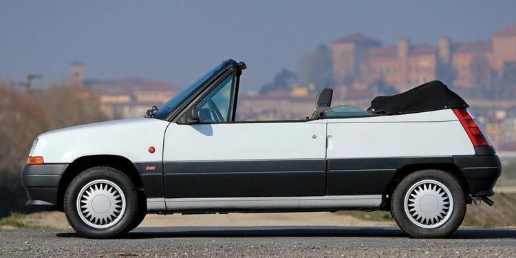 Renault Supercinco edición especial