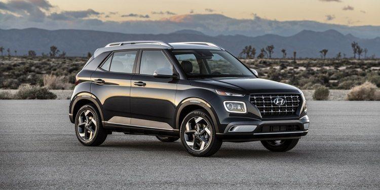 Nuevo Hyundai Venue 2020