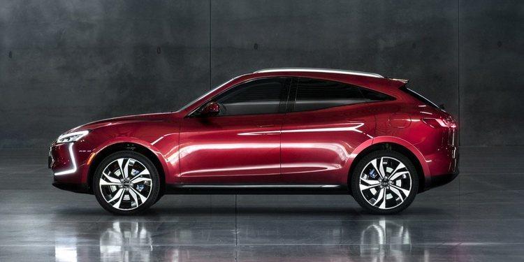Seres SF5, otro auto chino que comienza a hacerle la competencia a Tesla