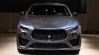 Maserati presentó el Levante GTS for Ray Allen
