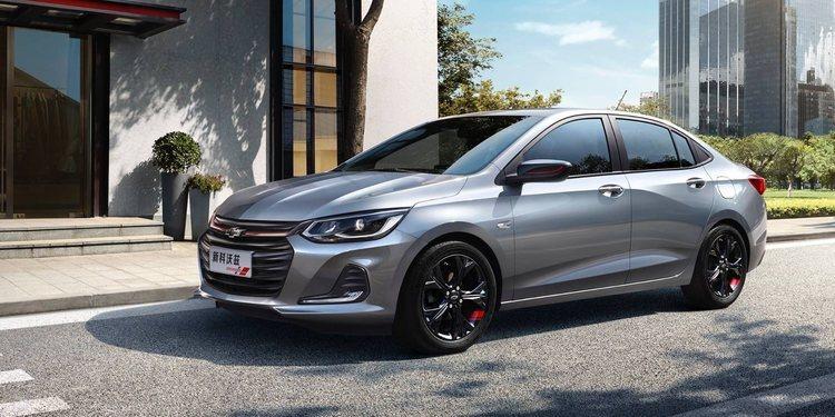 Nuevo Chevrolet Onix Redline para China