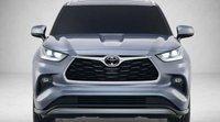 Toyota Highlander 2020 se presenta totalmente renovado