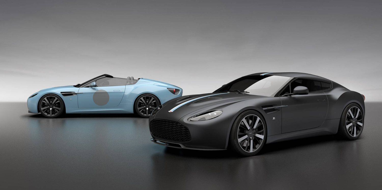 Aston Martin Vantage V12 Zagato Heritage Twins de R-Reforged
