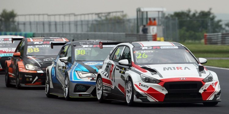 Previa y horarios Ronda 1 TCR Europa 2019 en Hungaroring, Hungría
