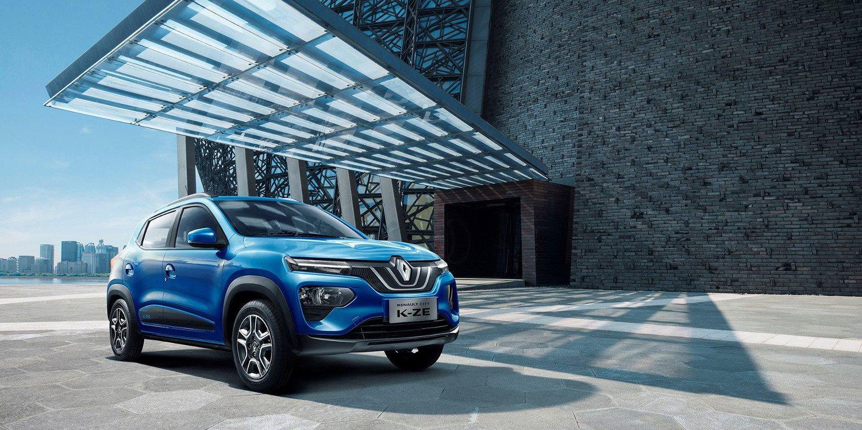 Renault City K-ZE 2019