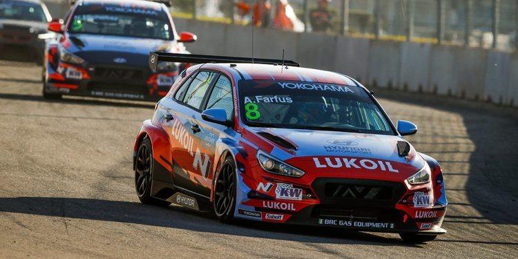 """Augusto Farfus: """"Hungaroring es el primer circuito de verdad"""""""