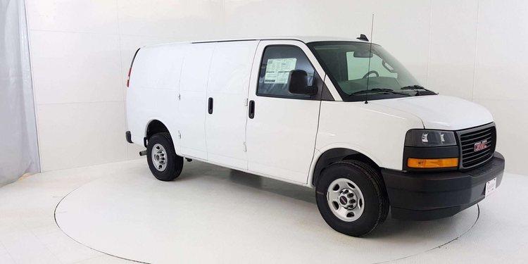 Nueva GMC Savana Cargo 2019