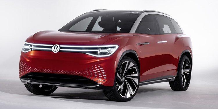 La familia I.D de Volkswagen crece con el nuevo I.D. Roomzz