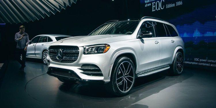 Nuevo Mercedes-Benz GLS 2020, totalmente tecnológico
