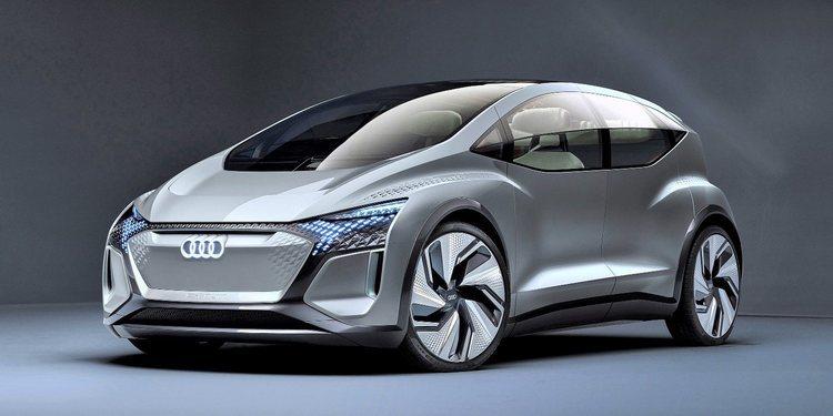 Nuevo electífico y autónomo Audi AI:ME